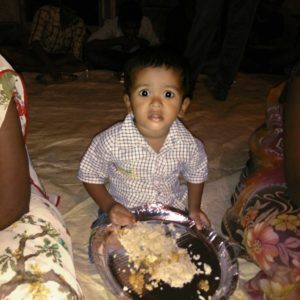 Feeding the Poor in India