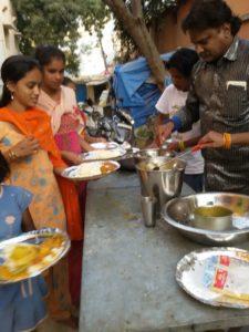 Feeding the Poor in India